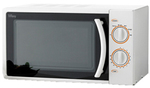 OW - Tiffany 17L Manual Control Microwave - $18.38 (Free Delivery to Store or $5.95 Delivery)