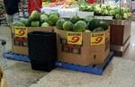 Seedless Watermelon $0.09/Kg @ Earth Markets Burleigh QLD