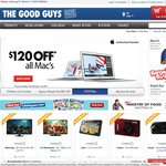 EOFY Sale Now on at The Good Guys, Huge Range of Clearance Products with $2 Local Delivery