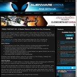 Final Fantasy XIV A Realm Reborn Closed Beta Test Keys
