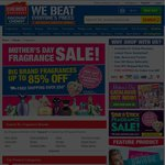 Mother's Day Fragrance Sale at Chemist Warehouse up to 85% off