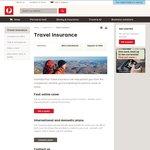 10% off Australia Post Travel Insurance