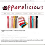 50% off Scarves - End of Season Clearance Sale @ Apparelicious
