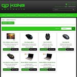 50% off RRP for Selected Razer Mice Models + Free Shipping @ Kong Computers - Ends Thursday