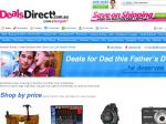 Get 10% off Your Next Fathers Day Purchase DealsDirect.com.au