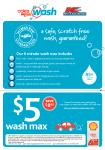 $5 Car Wash @ Coles Express