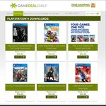 [PS4 Digital US] Destiny/Far Cry 4/ NBA 2k15 for $46AUD @ Game Deal Daily