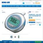 HoMedics Digital Ear Thermometer $14.00 at Bing Lee