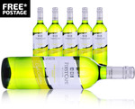 First Cape Café Collection Wine Red or White x 6 $10 Delivered @ Catch of the Day