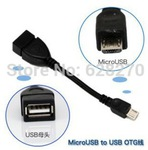 Micro USB OTG Cable US $0.07 Delivered @AliExpress