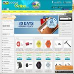 Buy Goods Online - Get 20% off Your Order Total - No Limit, Free Express Shipping, Aussie Stock