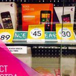 Telstra Lumia 635 - $30 & Optus Huawei Y520 - $39 @ Kmart