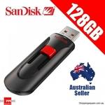 SanDisk Cruzer Glide 128GB USB Flash Drive $53 Delivered @ Shopping Square