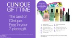 Clinique Gift with Purchase for Orders of $60 at Kiana Beauty