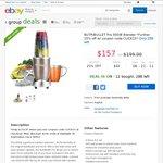 Nutribullet Pro 900W Blender $133.45 @ Target eBay Group Buy