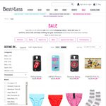 Free Shipping on Everything @ Best & Less (Items from $0.50)