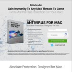 FREE: Bitdefender Antivirus for Mac (6 Month License) Save $30