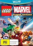 Lego Marvel Super Heroes - Wii U - $23 @ EB Games (Free C&C)
