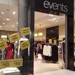 Events Clothing Nothing over $50 - Sleeveless Tops $10 - Liverpool NSW Westfield Store Only