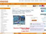 """$702 for 3.5"""" Western Digital 1TB (WD10EARS) + Gigabyte GA-X58A-UD9 Motherboard @9289.com.au"""