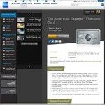 AmEx Platinum Card 100,000 Bonus Points + Lounge Access + $300 Travel Credit ($1200 Fee PA)