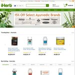10% Off 10,000 Supplements Coupon - iHerb
