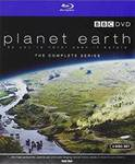 David Attenborough's Planet Earth Blu-Ray Complete Series £11.91 (~AUD $19) Delivered @ Amazon UK