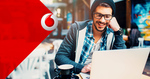 Vodafone Pre-Paid Data SIM $25 (50% off) for 8GB with 180 Day Expiry