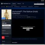 Uncharted™: The Nathan Drake Collection $28.77 with PlayStation Plus, $38.36 without PS Plus (Normally $47.95)