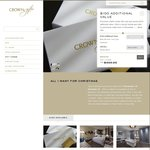 Crown Gifts $500 Gift Card for $400. to be used at Crown Perth or Crown Melbourne