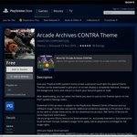 Free PS4 Contra Theme