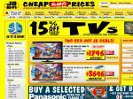 JB HIFI 15% off most TV's until Sunday