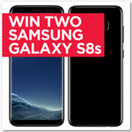 Win Two Samsung Galaxy S8's Worth $2,200 from Kogan/Dick Smith