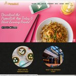 Free Roti @ Papparich (App Download Required) With Purchase of Main Meal
