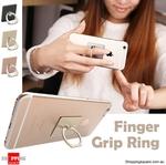 10 Cents Deal: Ring Grip Holder for Smart Phone (Gold) $0.10 Delivered (HK) @ ShoppingSquare