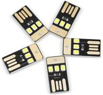 5x USB LED Mini Flashlights US $0.07 (AU $0.10) Delivered @ GearBest