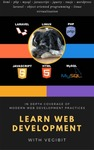 'Learn Web Development with Vegibit' Free eBook @ Leanpub
