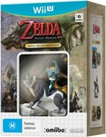 The Legend of Zelda: Twilight Princess HD Amiibo Bundle $33.75 Delivered @ EB Games eBay