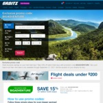 Orbitz 15% off Hotel Bookings Upto $150 USD (travel by 31 March 2018)