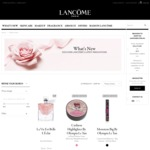 Spend $125 Or More and Receive a 4-Piece Renergie Gift @ Lancome Online