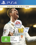 FIFA 18 Ronaldo Edition PS4/XB1 Pre Order $82 Plus Shipping - Mighty Ape