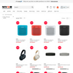 15% off BOSE Audio @ MYER