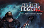 [FREE] Brütal Legend STEAM Key HumbleStore