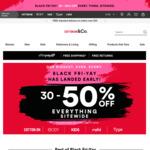 Cotton On - 30-50% off Black Friday Sale + AmEx Cashback