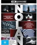 20% off Blu-Rays and DVDs at JB Hi-Fi (e.g. Christopher Nolan Collection 4k Ultra HD Blu-Ray $151.20)