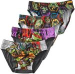 Teenage Mutant Ninja Turtles Kids Briefs 4 Pack $3 @ Target (in Store Only)