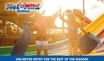[NSW] Wet'n'Wild Sydney Season Entry: up to 53% off: $49 for Child Unlimited Tickets and $59 for Adult Unlimited  Tickets