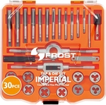 Frost 30 Piece Imperial or Metric Tap and Die Set $39ea @ Bunnings (Was $78.70)