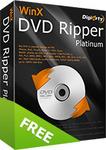 WinX DVD Ripper Platinum v8.8.0 Free License till 4/4