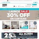 25% off Store Wide (Excl. Shutters) @ Blinds City - Using Coupon Code